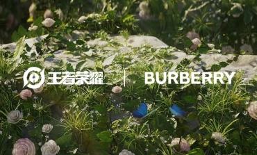 Burberry adesso gioca digitale con Tencent
