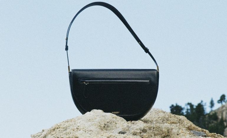 Burberry svela la nuova borsa Olympia