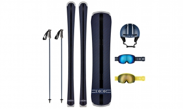 Dior lancia la Ski Capsule
