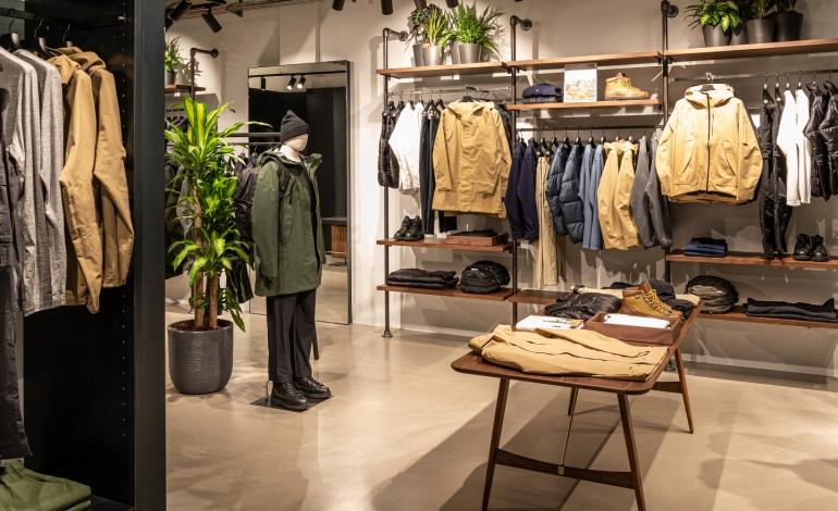 Per Goldwin primo flagship store in Europa