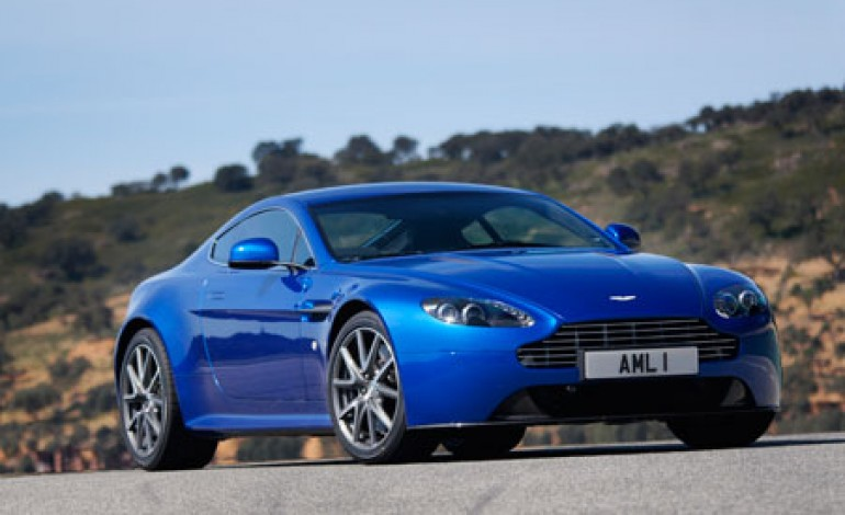 Aston Martin entra in India