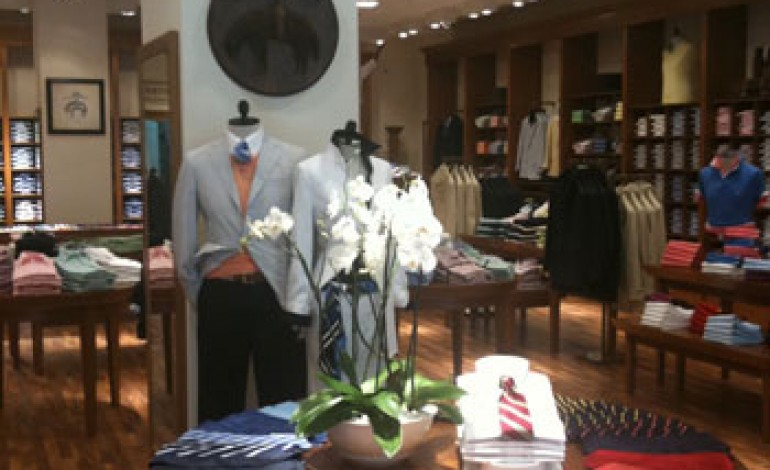 Brooks Brothers apre in Sicilia