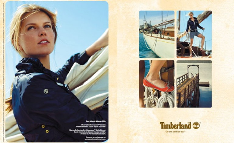 Timberland, on air la nuova campagna dall'aninmo green