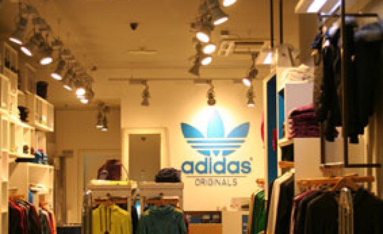 Adidas cresce nel primo quarter e alza le stime 2012