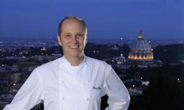 "Heinz Beck, chef ""impatto zero"""