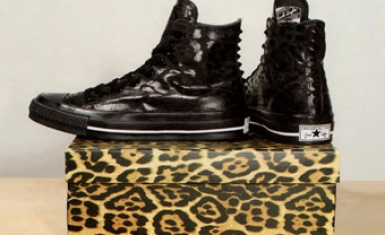 Nuova limited edition Givenchy-Converse All Stars
