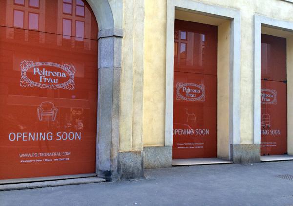 Poltrona Frau apre con Bottega Veneta Home a Milano
