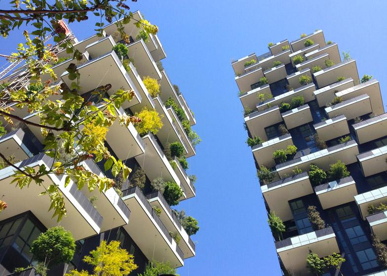 """Il Bosco Verticale è """"il più bel grattacielo al mondo"""""""