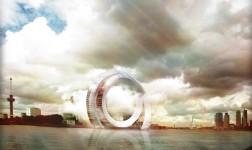 Dutch Windwheel, la turbina eolica abitabile