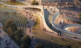 Hadid Architects per la metro di Oslo