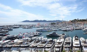 Cannes, al Salone Nautico 122 anteprime
