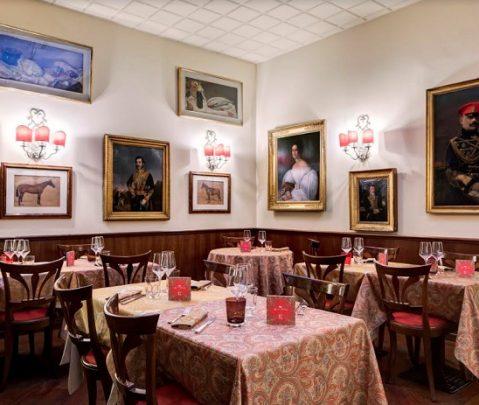 Etro Home personalizza il ristorante Bice