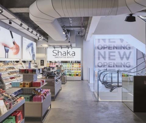 Shaka, il nuovo concept beauty di Ovs