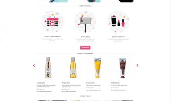 Nuovo sito di e-commerce per MyBeautyBox