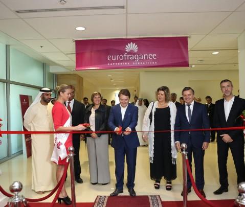 Eurofragance apre un nuovo centro a Dubai
