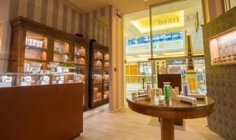 QC Terme, inaugura  store a Roma