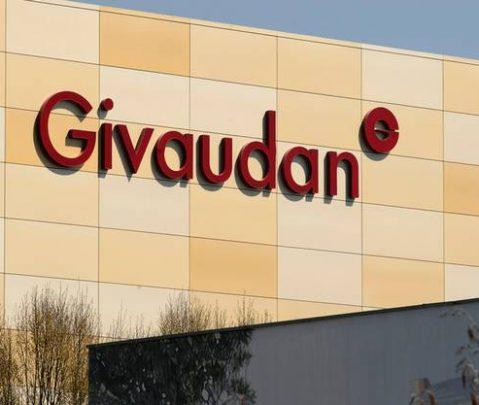 Givaudan, trimestre in crescita del 6,1%