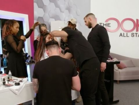 'The Looks: All Stars', primo beauty reality in Usa