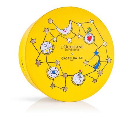 L'Occitane en Provence insieme a Castelbajac Paris