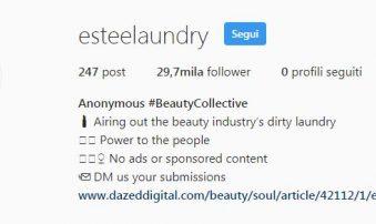 Estee Laundry denuncia i 'panni sporchi'