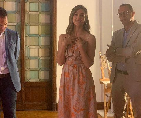 Jessica Alba porta in Italia la sua Honest Beauty