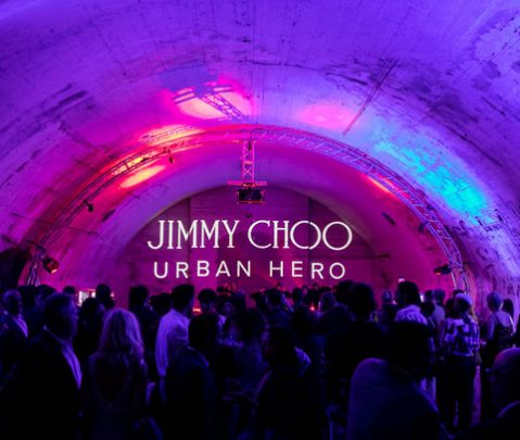 Jimmy Choo lancia la nuova fragranza Urban Hero