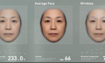 Shiseido sperimenta la 'macchina del tempo'