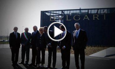 Bulgari inaugura la nuova Manifattura di Valenza