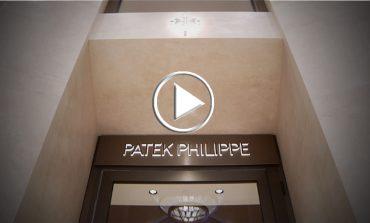 Pisa presenta nuova boutique Patek Philippe