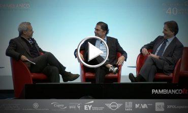 """""""Il futuro della moda italiana"""" – Andrea C. Bonomi e Marco De Benedetti"""