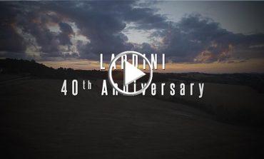 Lardini festeggia 40 anni