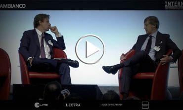 """""""L'industria del Design tra canale consumer e contract"""" – Luca Fuso"""
